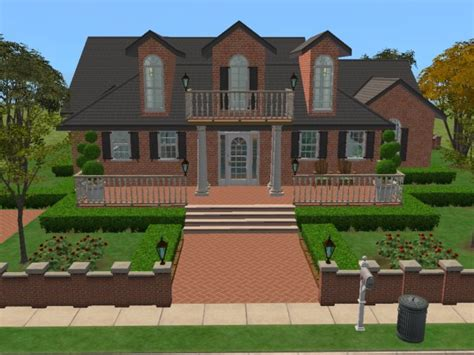cool sims 2 house designs cool sims 2 house plans house plans