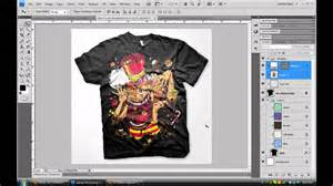best software to make tutorial create custom digital apparel photoshop tutorial youtube