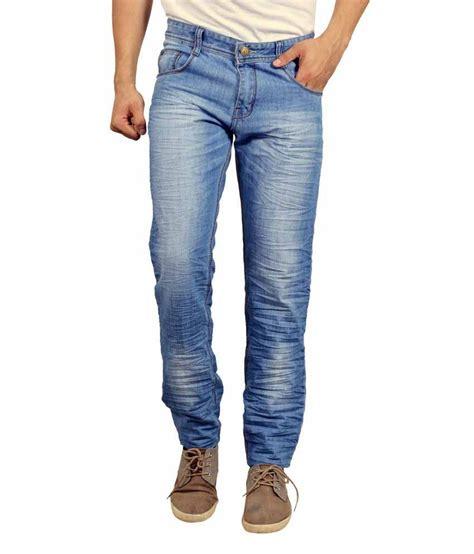 Nexx 47 J studio nexx blue cotton slim fit mid rise faded