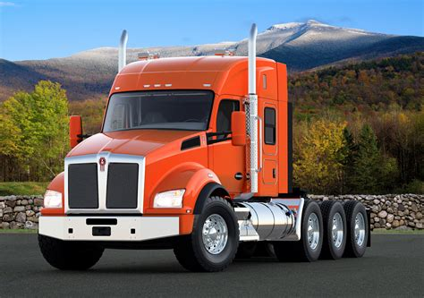 kw t880 for kenworth adds mid roof sleeper option to t880 fleet owner
