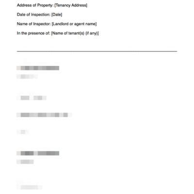 routine inspection template grl landlord legionella risk assessment simple checklist grl landlord