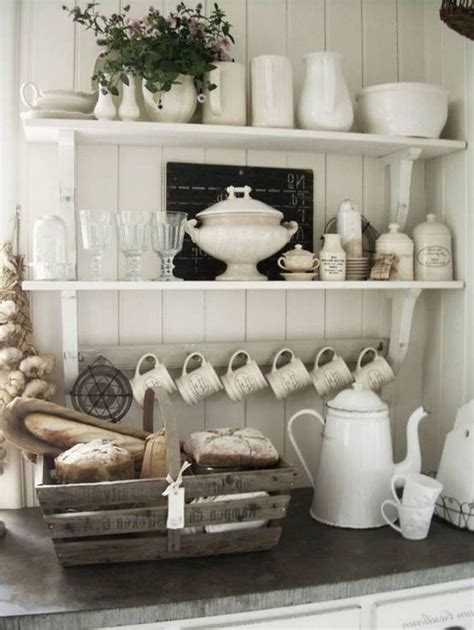 country style kitchen shelves best 20 country kitchen shelves ideas on