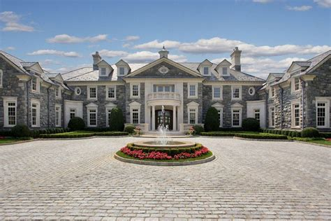 Jersey House by Inside New Jersey S Most Expensive Home Costing 48 8 Million Ballerstatus