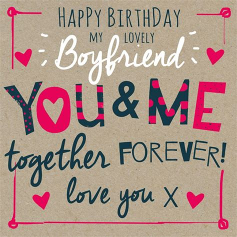 Happy Birthday Wishes To A Boyfriend Happy Birthday Boyfriend My Blog