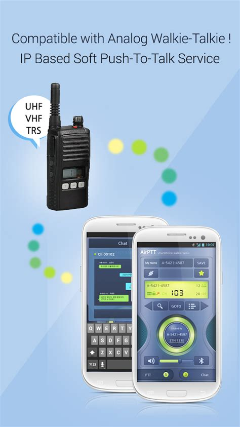 walkie talkie app for android initialt airptt walkie talkie android apps on play