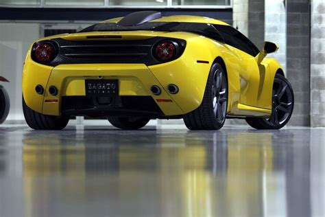 9 Second Lamborghini by Second Lamborghini 5 95 Zagato Delivered