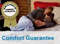 mattress comfort guarantee home factory mattress and bedrooms mattresses
