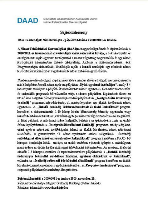Lebenslauf Aufsatzform Stipendium K 225 Roly Eszterh 225 Zy Hochschule Eger Lehrstuhl F 252 R Deutsche
