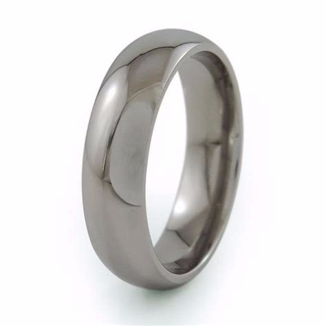 Titanium Rings by Ascent S Titanium Wedding Band Titanium Rings