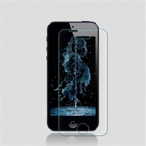 Tempered Glass Clear Fashion Iphone 5 nillkin 9h hardness tempered glass front clear back protectors for iphone 5 5s ebay