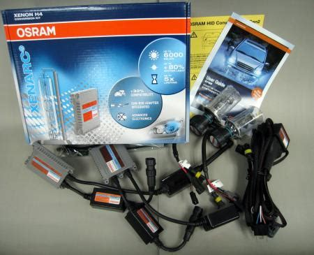 Hid Osram Xenarc Headl Odyssey Osram Genuine 4200k osram h3 xenon conversion kit hid 42 end 9 13 2017 6 15 pm