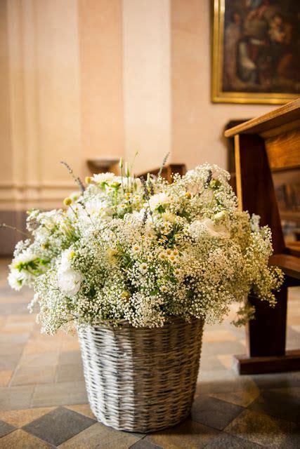 composizioni fiori matrimonio il profumo dei fiori gypsophila baby s breath