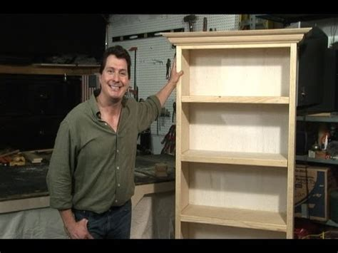 build a bookcase easy
