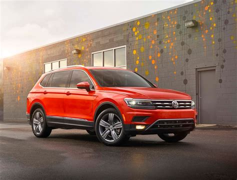 volkswagen tiguan review growing   fast paced