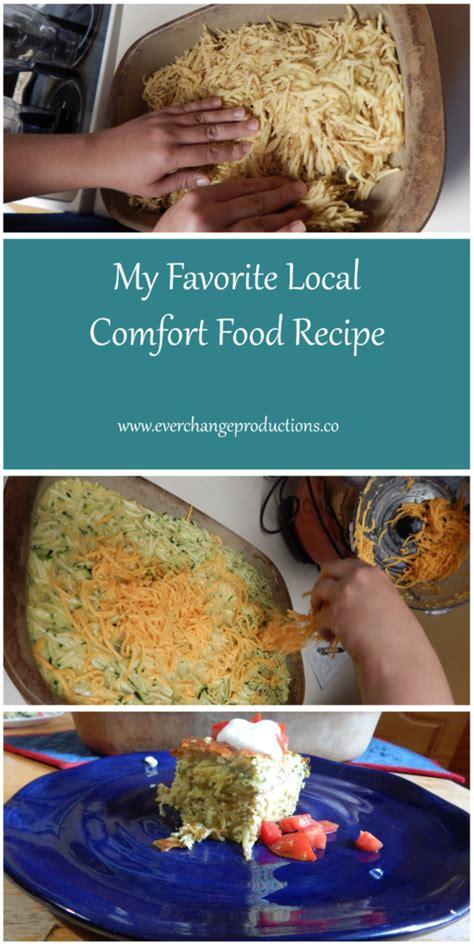 Favorite Comfort Foods List by Favorite Local Comfort Food