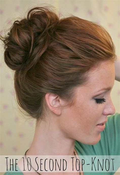how to do knot hairstyles 22 pretty hair styles for women and girls tip junkie