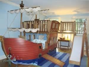 piratenschiff bett boys loft bed bill house plans