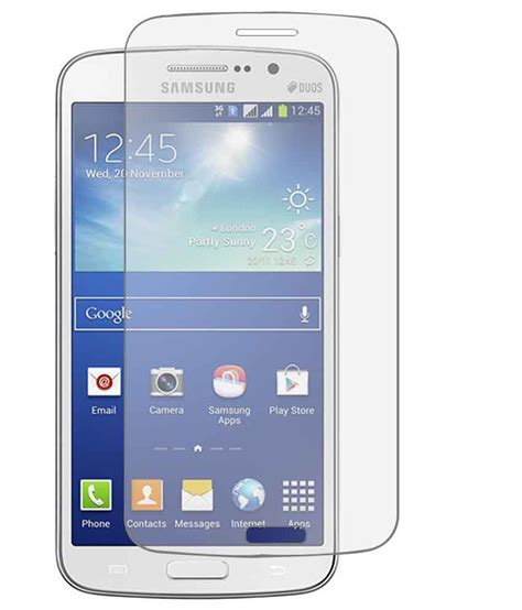 Tempered Glass Samsung 2 G355 45 Core2 G 355 click shoppe tempered glass for samsung galaxy 2 sm g355 buy click shoppe tempered glass
