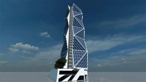 Cool House Blueprints skyscraper 21 minecraft project