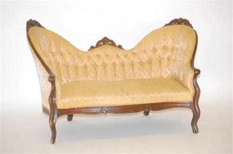 tete a tete sofa victorian diminutive tete a tete sofa black walnut rococo