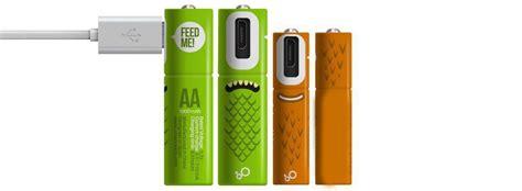 Baterai Cas baterai cas aaa hemat dan bisa dicharge ulang dengan usb
