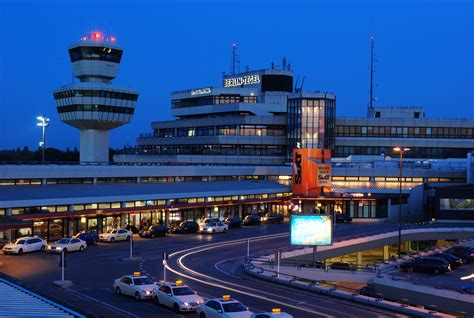 Berlin Tegel Airport Wikiwand