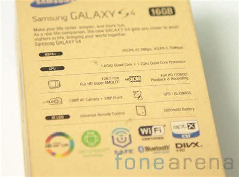 Box Dus Kotak Samsung Galaxy samsung galaxy s4 unboxing