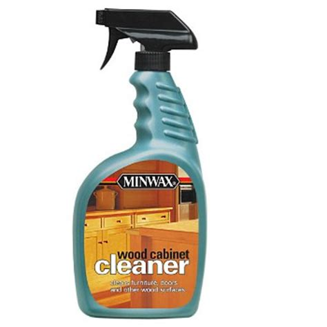 cleaner for wood cabinets buy the minwax 521270006 wood cabinet cleaner spray 32