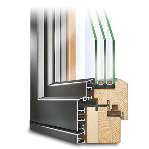 Fenster Holz Alu Preis by Holz Aluminiumfenster Eco Idealu Classicline G 252 Nstig