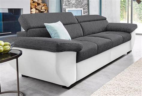 3 sitzer grau sofa 3 sitzer grau sitzer sofas fargo sofa grau leder