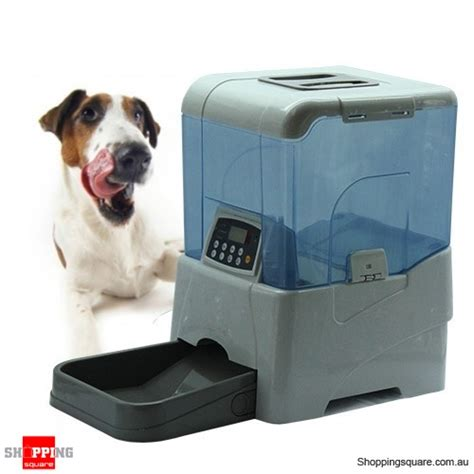 Remote Pet Feeder automatic pet feeder nursemaid remote controlled