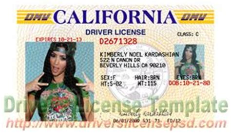 10 California Drivers Id Template Psd Images California Drivers License Template California California Drivers License Template