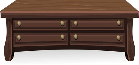 schrank png clipart low wooden cabinet from glitch