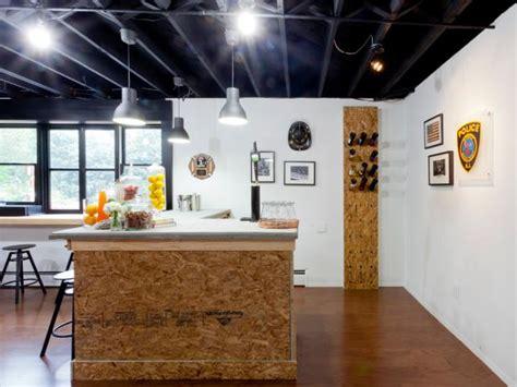 great design ideas  basement bars hgtv
