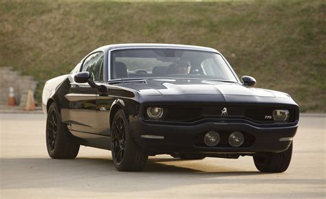 top 10 modern muscle cars