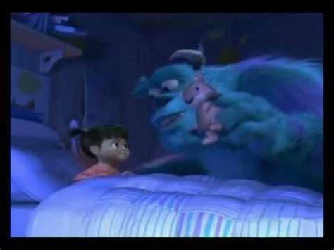 monsters inc boo singing in the bathroom sullivan boo doovi