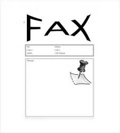 printable fax cover letter template free printable fax cover letter templates