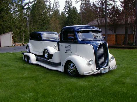 Handcrafted Cars - company tow truck jpg from custom car restoration