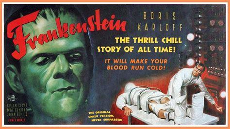 Watch Frankenstein 1931 Full Movie Frankenstein 1931 Trailer B W 1 41 Mins Youtube