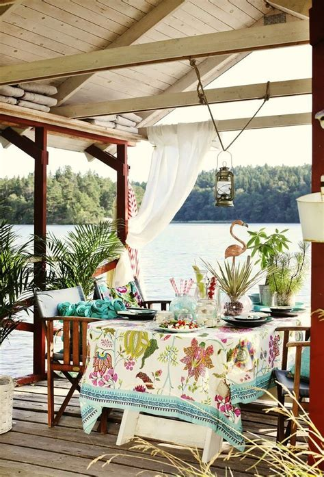 adorable boho chic terrace designs digsdigs
