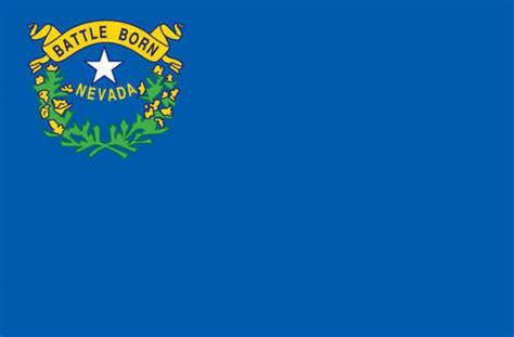 nevada state colors stock illustration nevada state flag