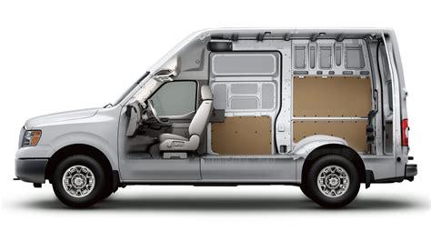 nissan commercial van 2018 nv cargo van commercial vehicles nissan usa