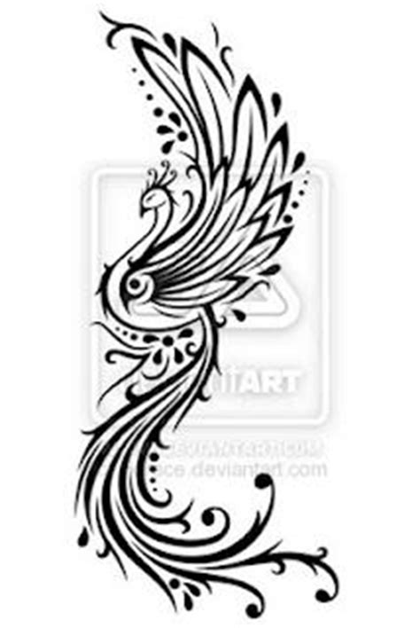 phoenix tattoo no outline easy tattoos to draw tattoo ideas pinterest easy