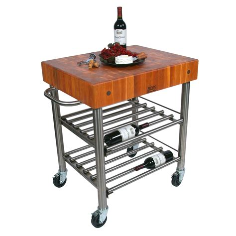 Barefoot Contessa Cocktail Party by 100 John Boos Butcher Block Tables Kitchen Carts
