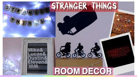 things in a bedroom diy stranger things room decor tumblr fandom room decor easy inexpensive my