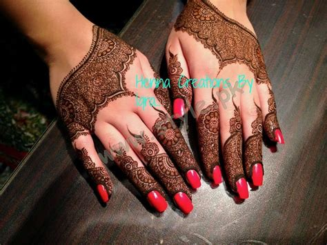 Latest Interior Designs For Home by Pakistani Mehndi Designs For Eid 2016 03