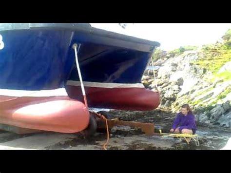 gemini catamaran video boat launch gemini catamaran youtube
