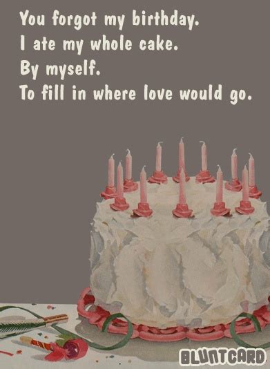 Bluntcard Birthday Cards 20 Best Images About Birthday On Pinterest
