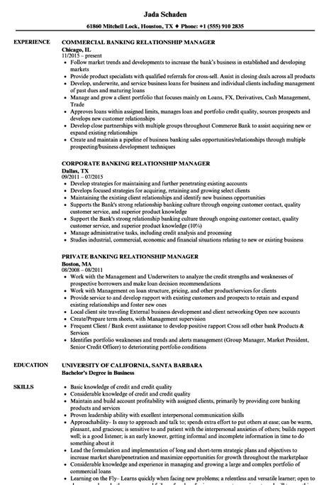 Banking Relationship Manager Sle Resume by Corporate Banker Sle Resume Refrigeration Design Engineer Sle Resume Sle Resume For