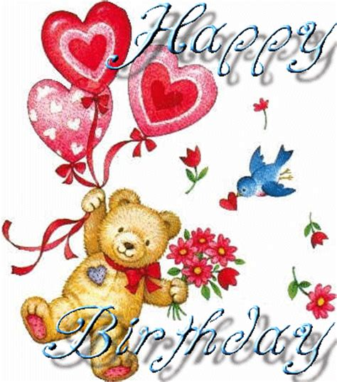 Happy Birthday Cards Animated Warm Greetings And Wishes Cool Birthday Cards